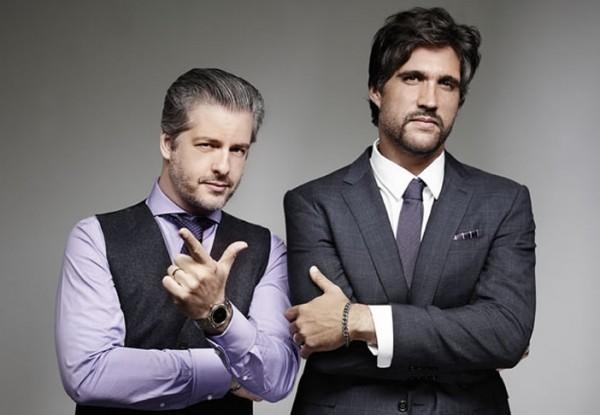 Victor & Léo se apresentam no sábado - Crédito: Divulgação