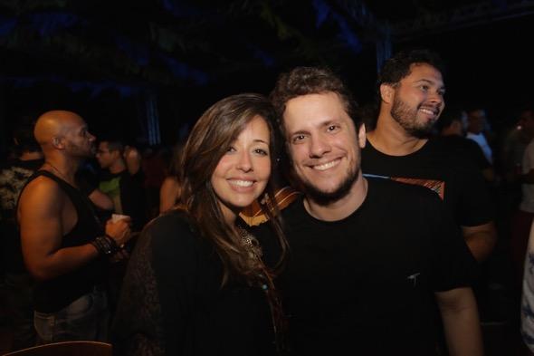Victor Camarotti e Anna Eduarda. Crédito: Celo Silva / Divulgação