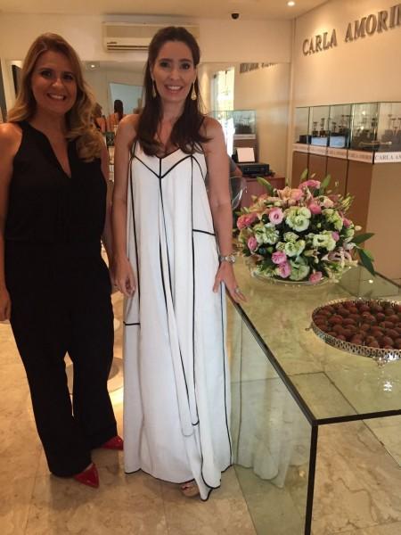 Rejane Gonçalves e Rita Gueiros, que comandam a marca no estado - Crédito: Divulgação