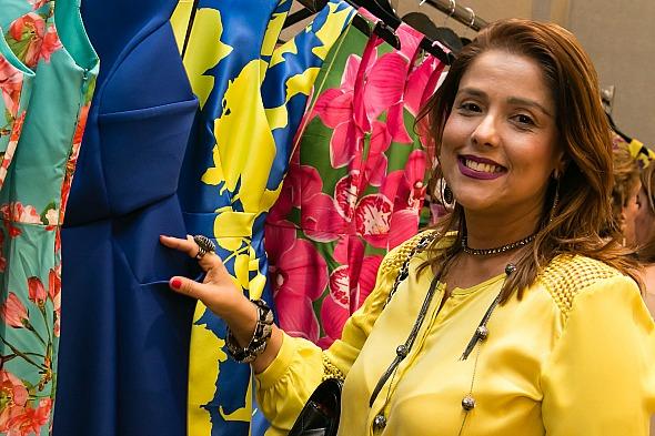 Isabella Sales lança a versão online da sua Lubella - Crédito: Tatiana Sotero/DP