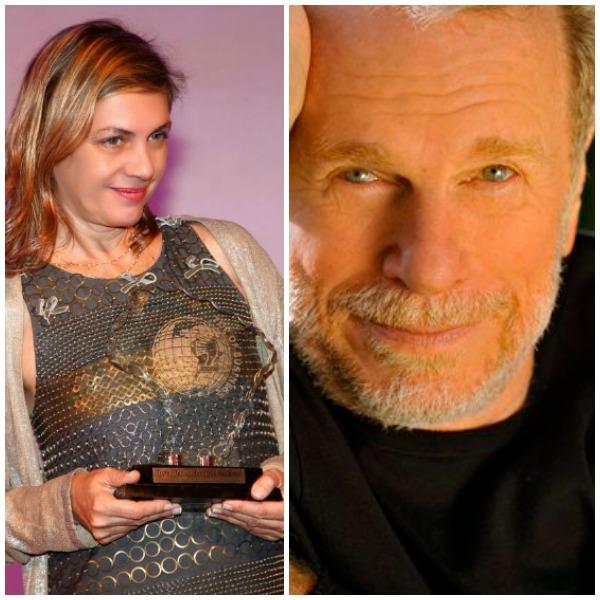 Carla Camurati e Jonas Bloch são os homenageados do Cine PE - Créditos: Reprodução/Twitter