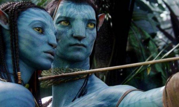 Cena do filme Avatar - Crédito: Reprodução/Twitter