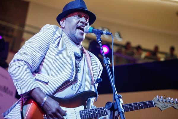 Kenny Brown - Crédito: Paloma Amorim/Divulgação