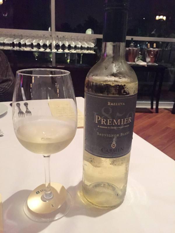 Vinho Premier Saugignon Blanc