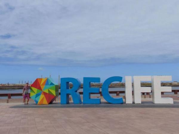 Escultura do Recife