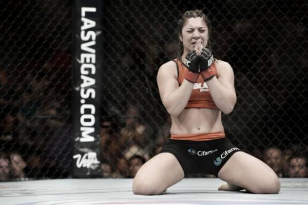 Bethe Correia/UFC/Divulgação