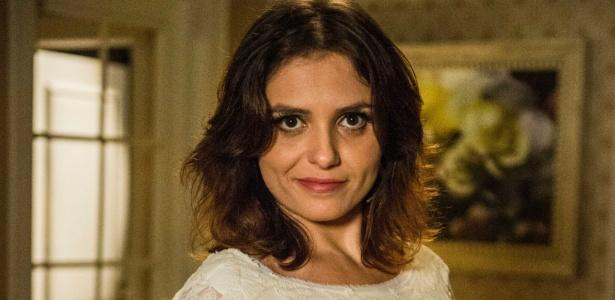 Monica Iozzi - Crédito: Renato Rocha Miranda/TV Globo/Divulgação