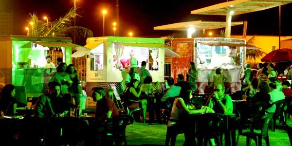 Food Park Candeias - Crédito: Divulgação