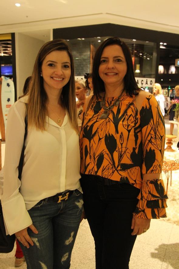 Beatriz Mayer e Paula Colaço. Crédito: Nando Chiappetta / DP