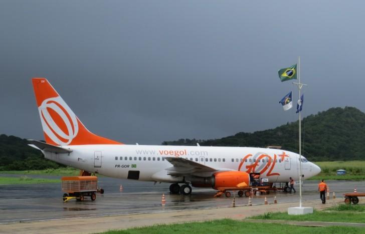 Aviao da Gol/Divulgação