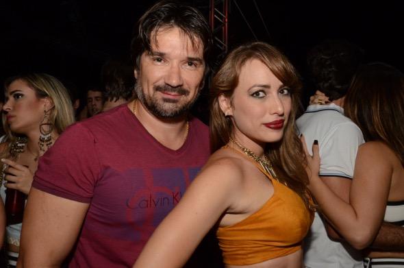 Jonaldo e Diana Janguiê. Crédito: Roberta Pontual / Divulgação