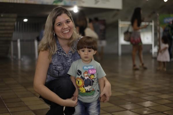 Gabrielle Takahashi e João Felipe - Crédito: Gustavo Glória/Divulgação