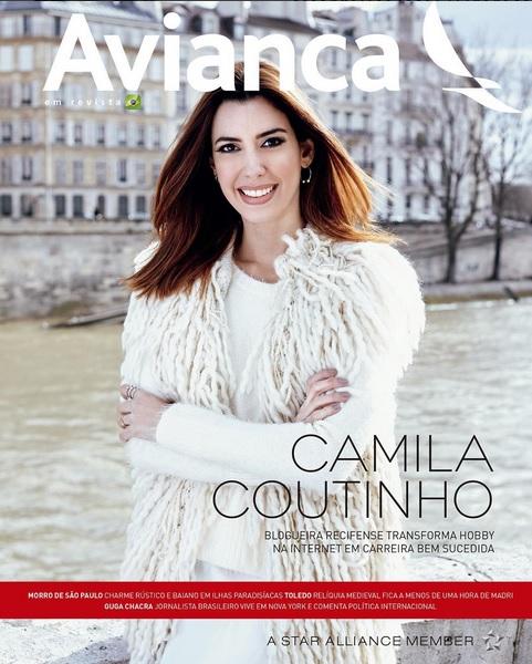 Camila Coutinho - Crédito: Reprodução/Instagram