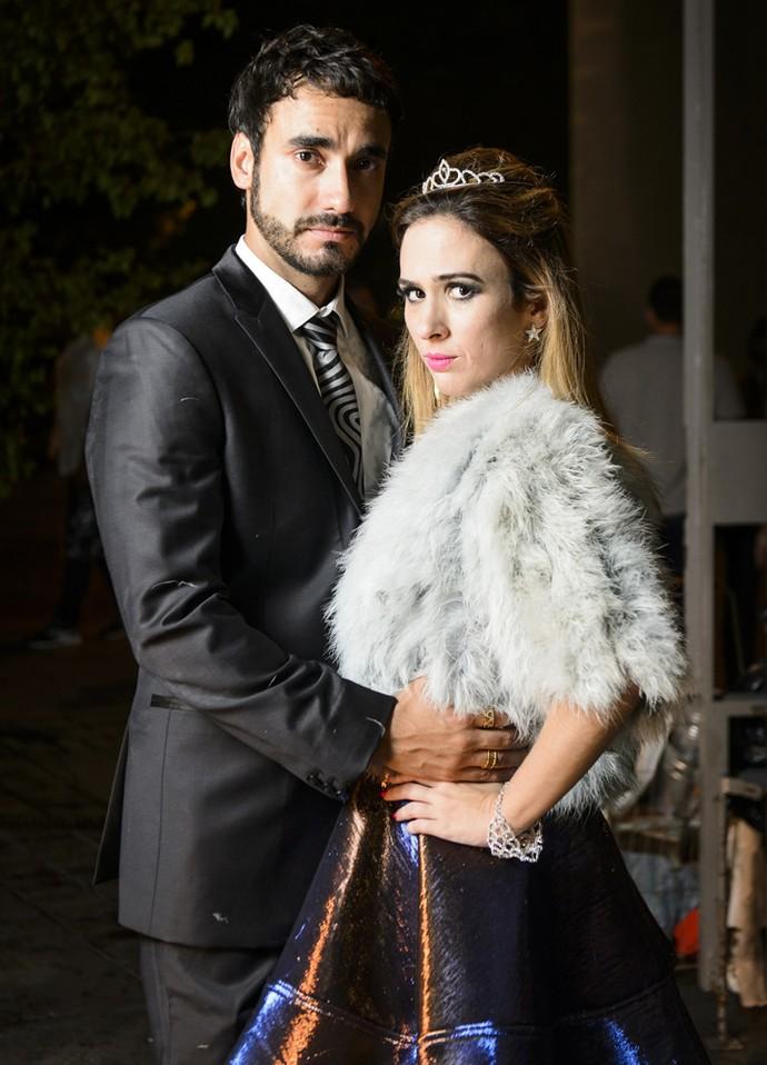 Tatá Werneck fará par romântico com Gabriel Godoy - Crédito: GShow/Divulgação