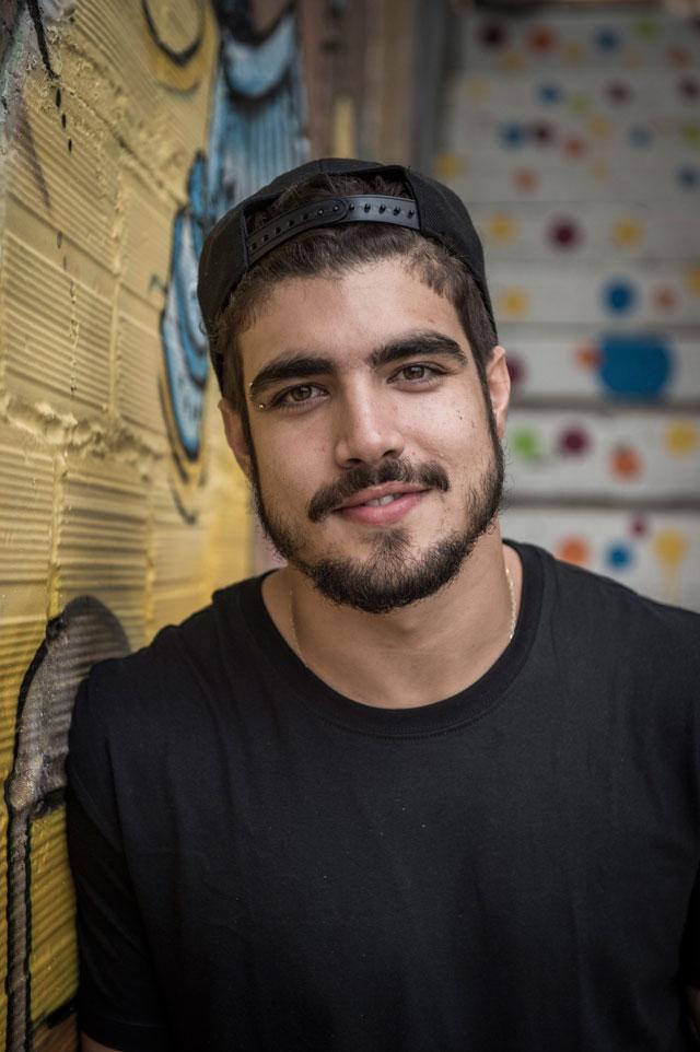 Caio Castro - Foto: TV Globo/João Cotta
