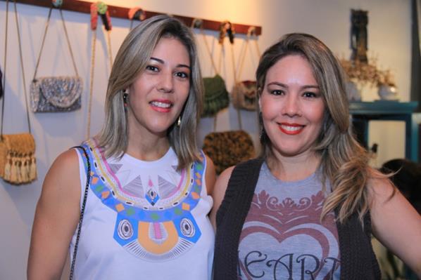 Lilian e Paula Amaral - Crédito: Luiz Fabiano/Divulgação
