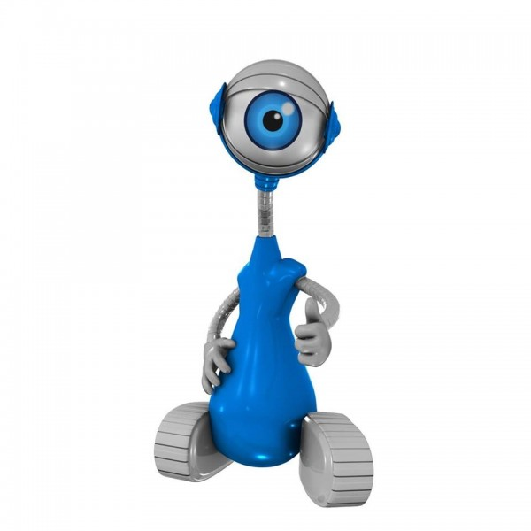 Os perfis estão sob o nome do robôzinho do programa - Crédito: Reprodução/Facebook