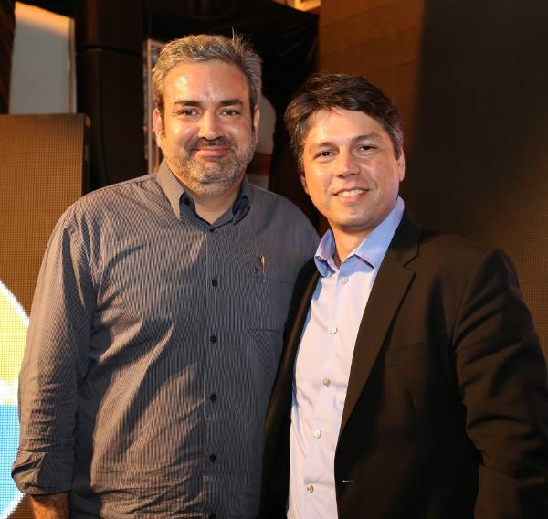 Gilberto Freyre Neto e Bruno Herbert