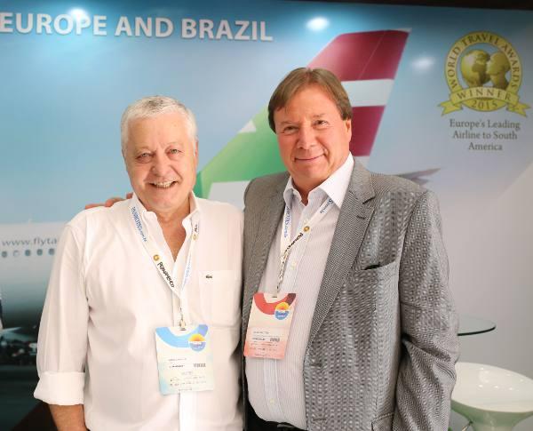 Mário Carvalho e Massimo Pelliteri