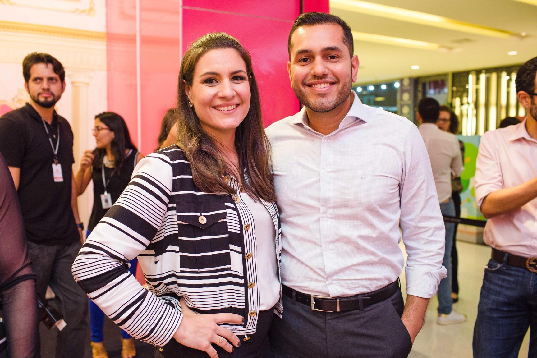 Adriana Perylo e Leonardo Lasserre. Crédito: Gatomia Fotografia