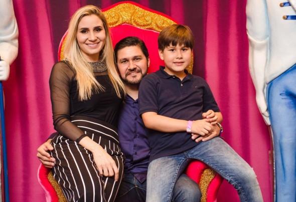 Mariana Perylo, Wilker Benício e Felipe. Crédito: Gatomia Fotografia