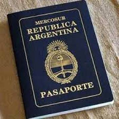 Passaporte argentino