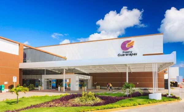 Shopping Guararapes - Crédito: Reprodução/Facebook