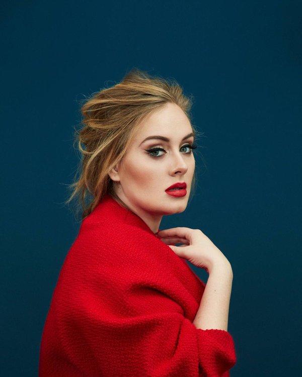 Adele aparece em nono lugar - Crédito: Reprodução/Twitter