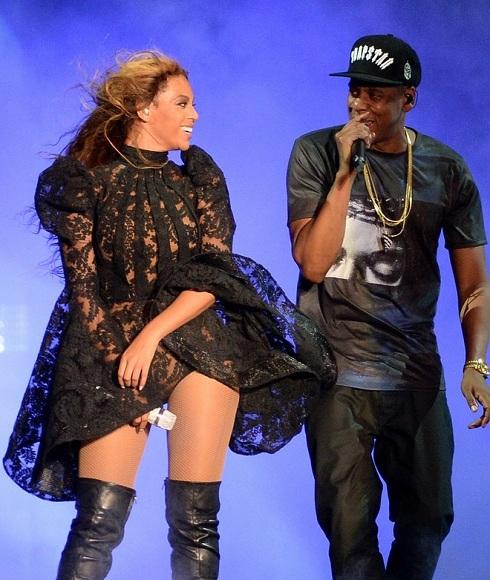 Beyoncé e Jay-Z - Crédito: Reprodução/ Creative Commons
