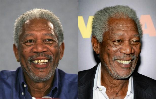 Morgan Freeman - Crédito: Reprodução da internet