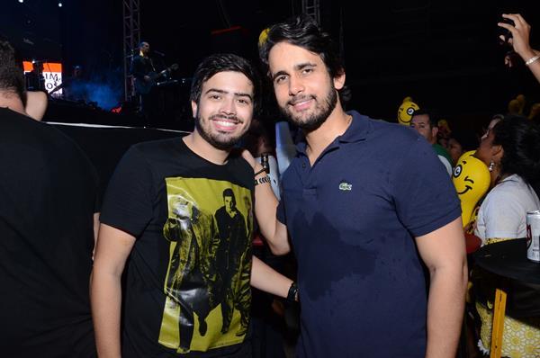 Carlos Carreras e Paulo Labanca - Crédito: Roberta Pontual/Divulgação