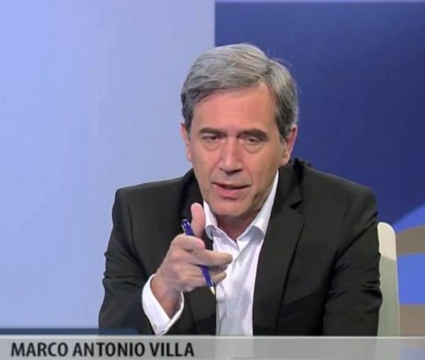 Marco Antônio Villa/Divulgação