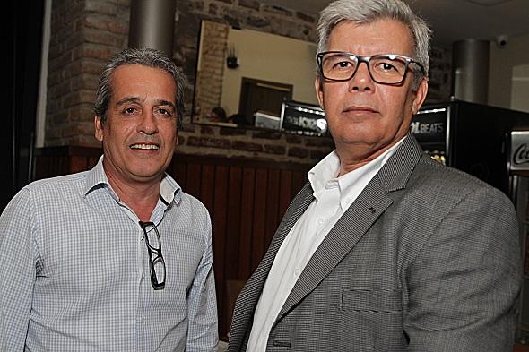Ivan Maciel e Dayvison Rodrigues. Crédito: Roberto Ramos / DP