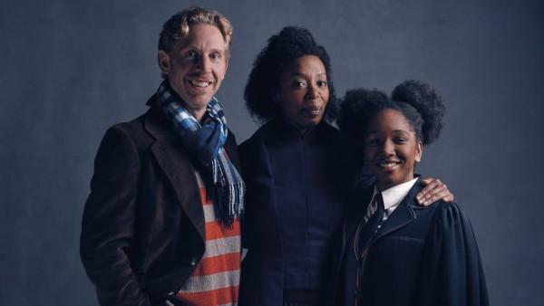 Rony, Hermione e Rose - Crédito: Reprodução/Pottermore