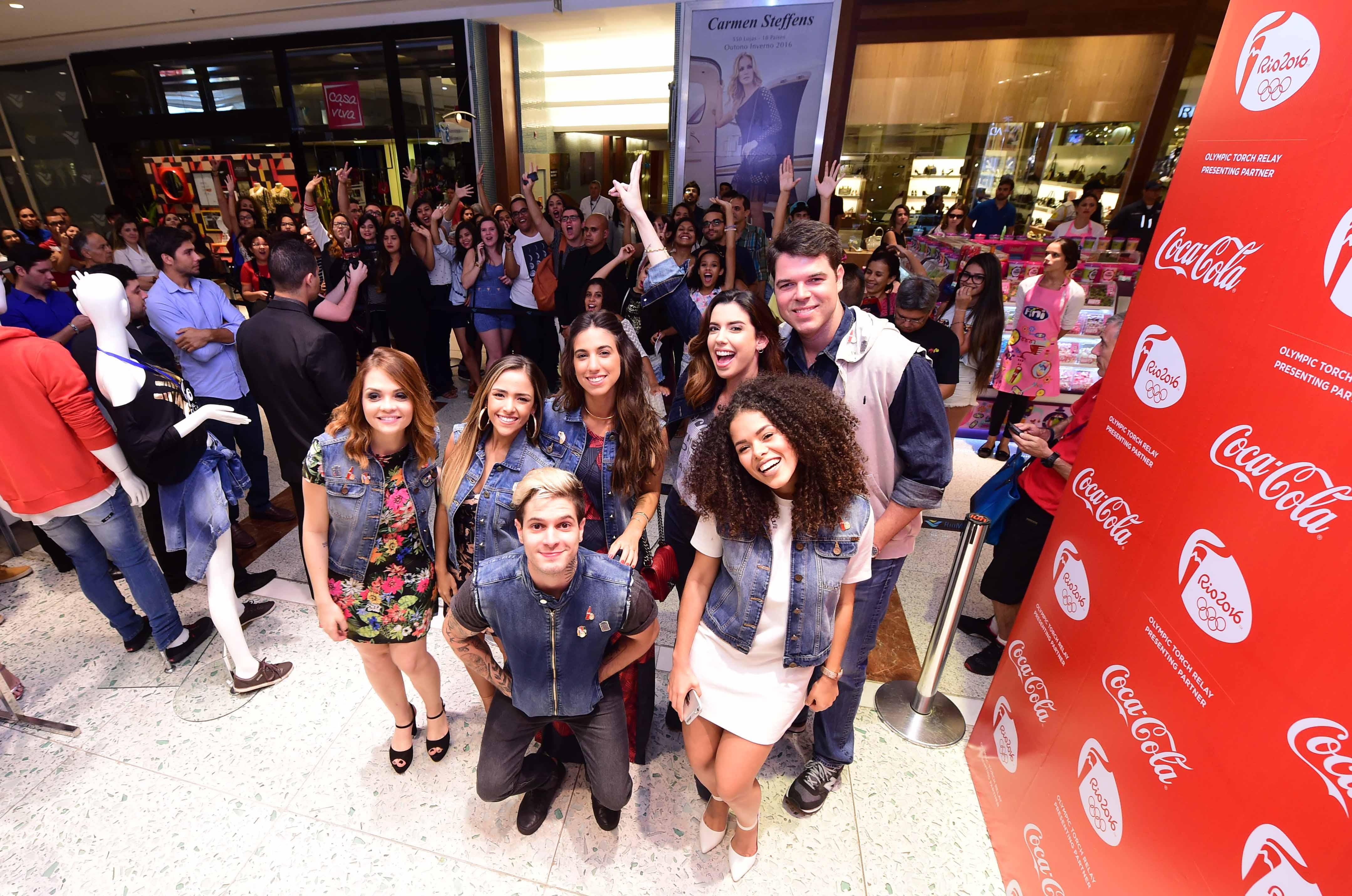 Camila Coutinho - Crédito: Divulgação/Coca-Cola