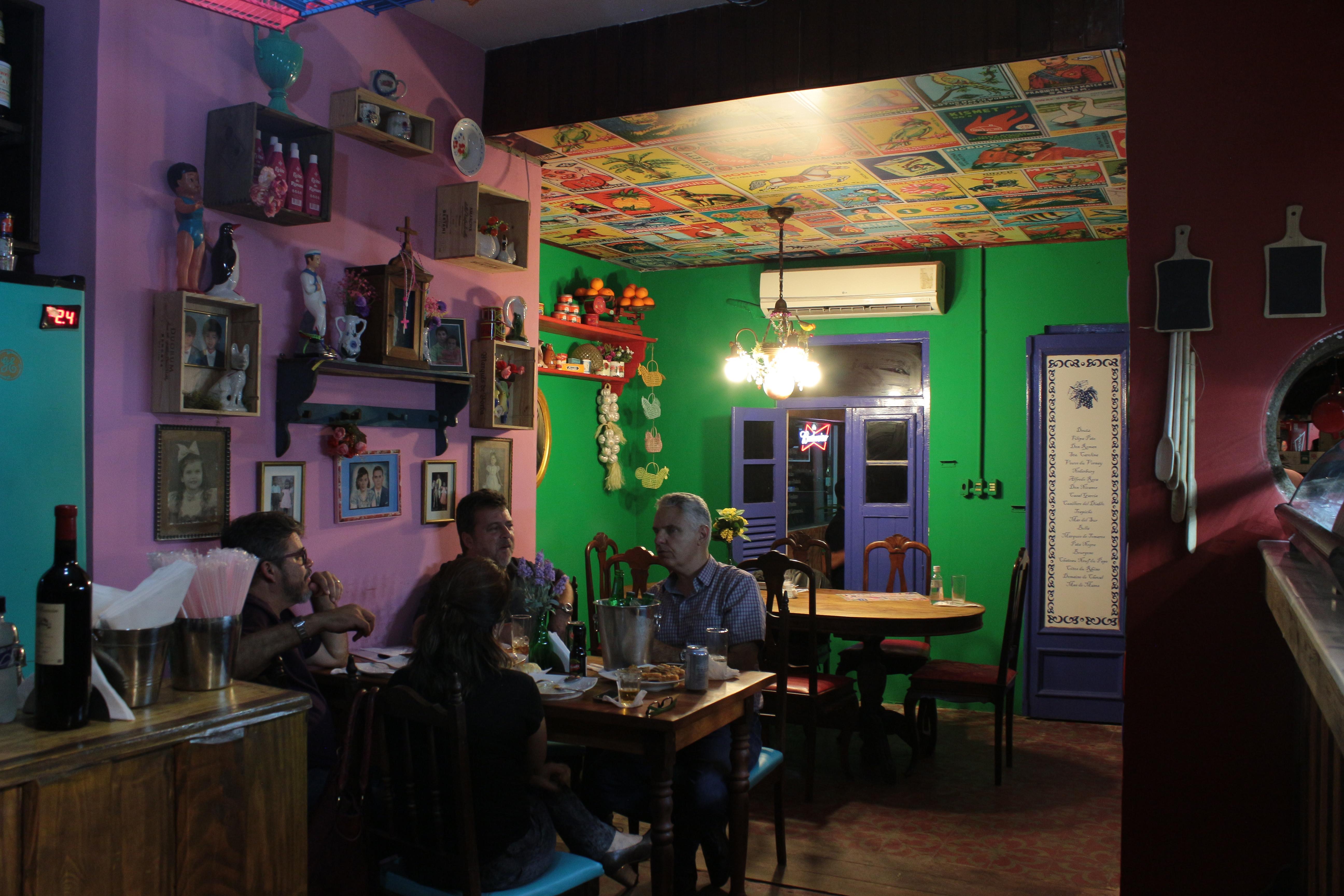 Venda de Seu Antônio é um dos lugares mais frequentados pela turma jovem da cidade - Crédito: Brenda Alcantara/ Esp. DP/