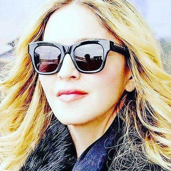 Madonna. Crédito: Reprodução/Facebook