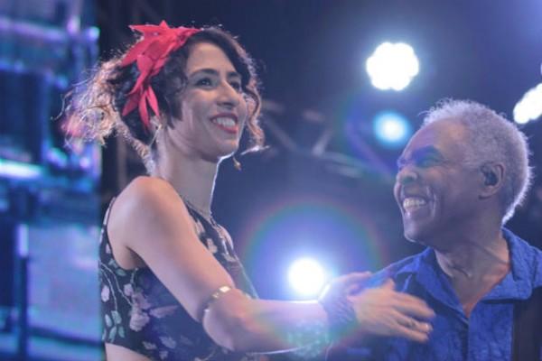 Gilberto Gil e Marisa Monte - Crédito: Luiz Fabiano/Divulgação