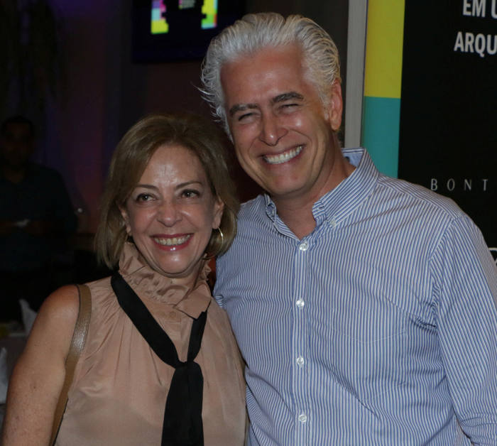 Márcia Nejaim e Romero Duarte/Roberto Ramos/DP