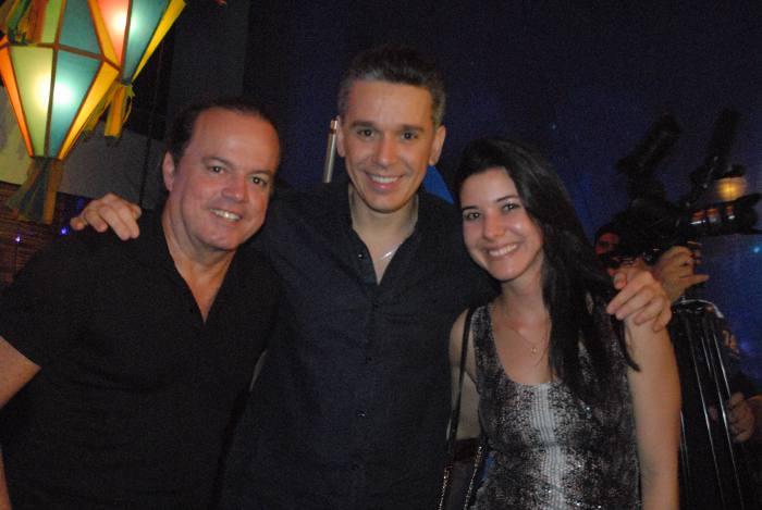 Iury Maia Leite, Felipe Carreras e Nathalia Marques