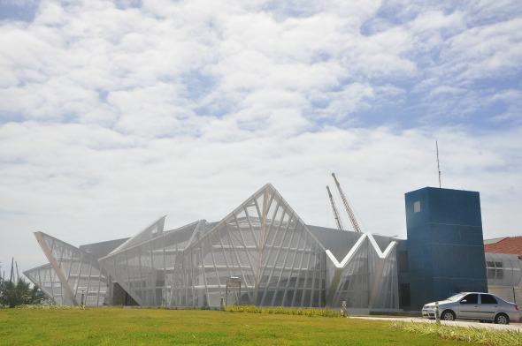 Terminal Porto do Recife - Crédito: Maria Eduarda Bione/Esp.DP