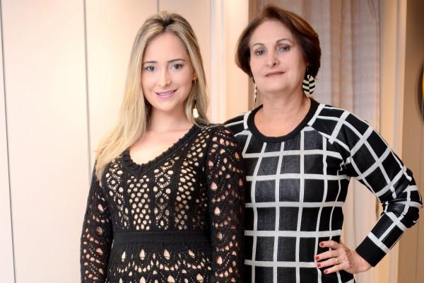Mariana Freitas e Lilian Porto - Crédito: Paula Maestrali/Divulgação