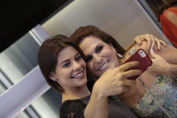 Juliana da Mata e Beth Curra - Crédito: Gleyson Ramos/Divulgação