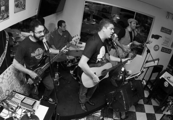 Banda Unplug - Crédito: Divulgação