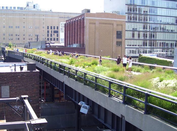 High Line/SMW