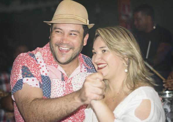 Joao Lacerda e Aline Mariano (1)