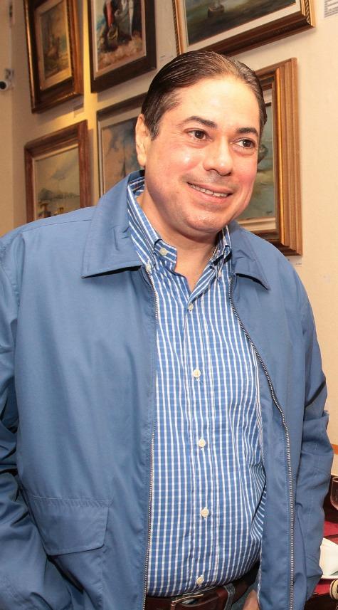 Cônsul Rodrigo Carneiro Leão - Crédito: Nando Chiappetta/DP