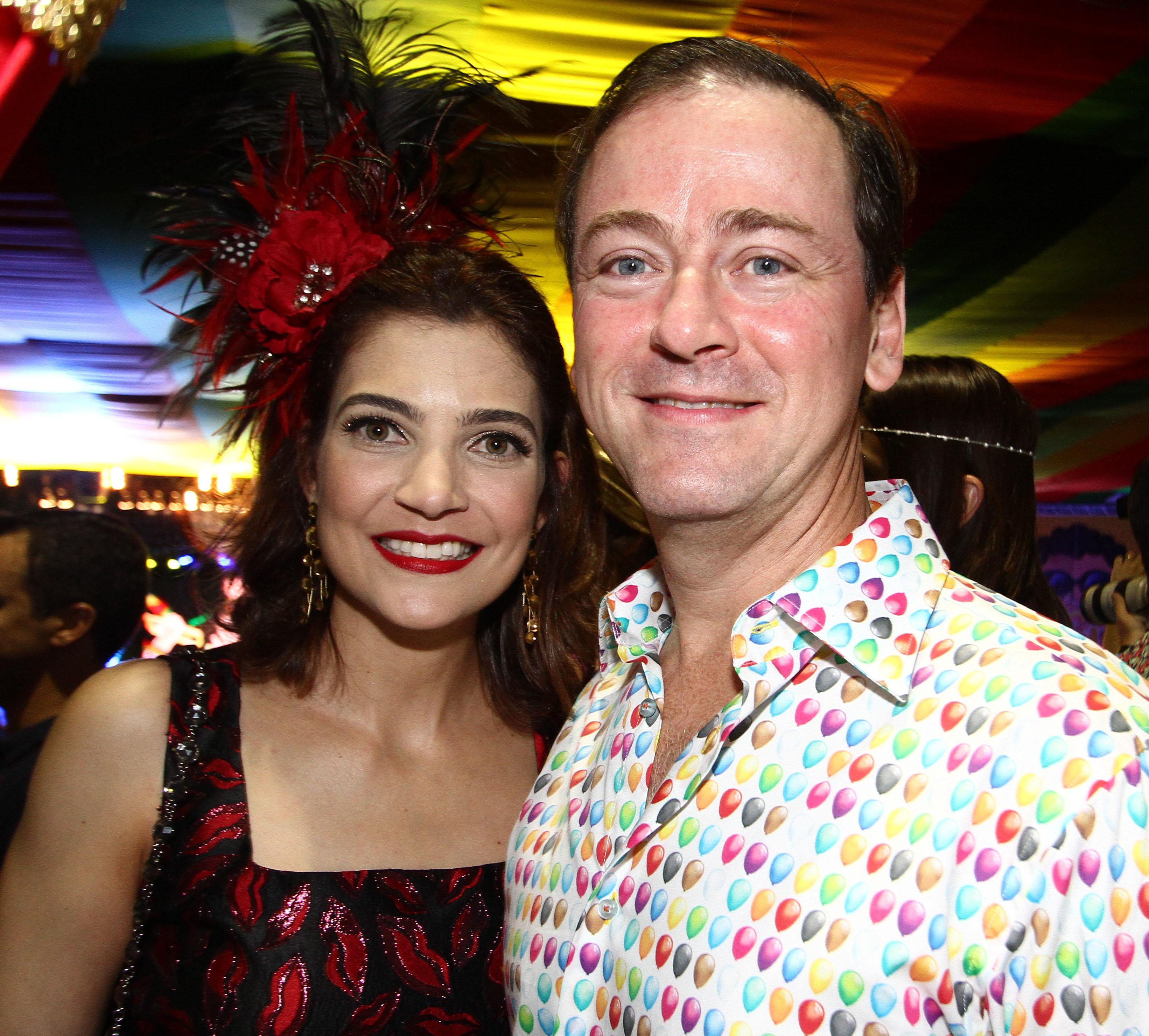 Sandra e Thiago Norões - Crédito: Paulo Paiva/DP
