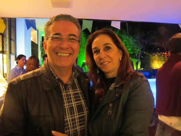 Ivo e Patrícia Gomes