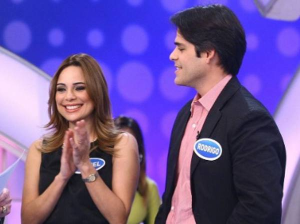 Rachel Sheherazade e Rodrigo Porto/SBT/Divulgação